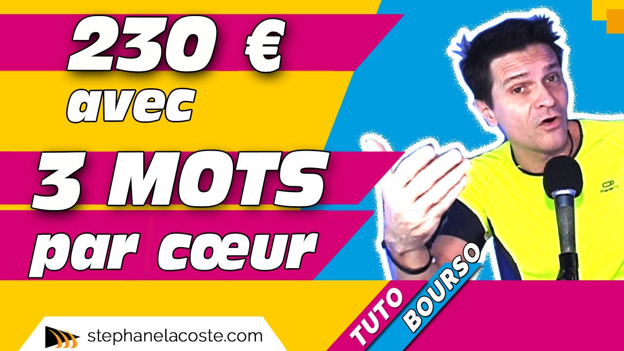 Boursorama Banque : Comment gagner 230 Euros et une formation offerte pour gagner jusqu'à 1 500€/Mois
