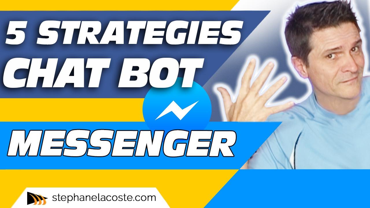 Comment créer un ChatBot Manychat pour automatiser votre Facebook Mesenger