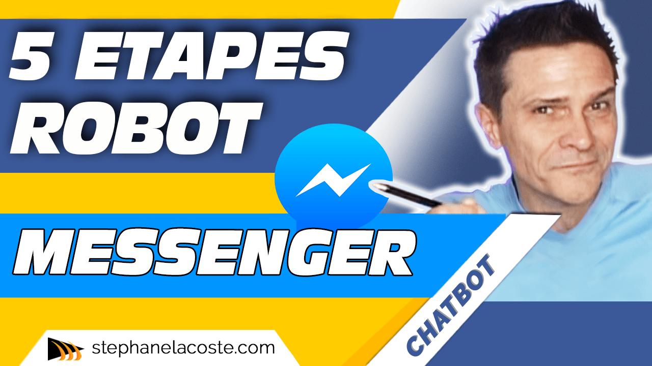 Comment utiliser Facebook Messenger pour automatiser vos publications. Tuto vidéo.