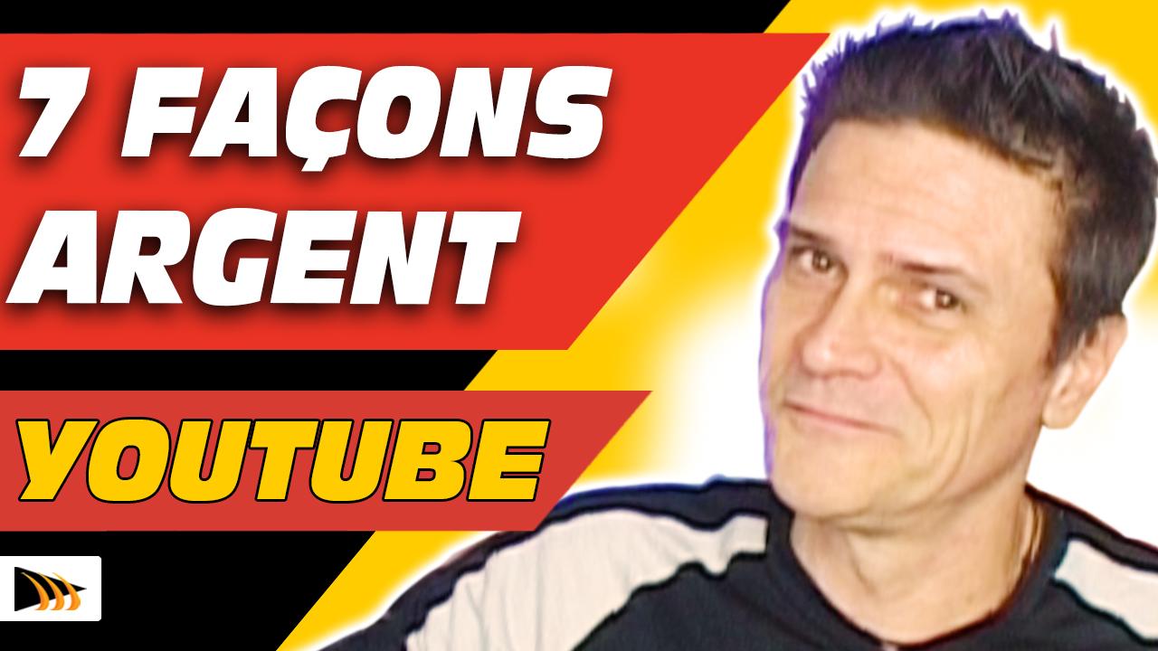 Comment les youtubeurs gagnent de l'argent. Comment devenir youtubeur ou devenir youtubeuse et vivre de votre chaîne.