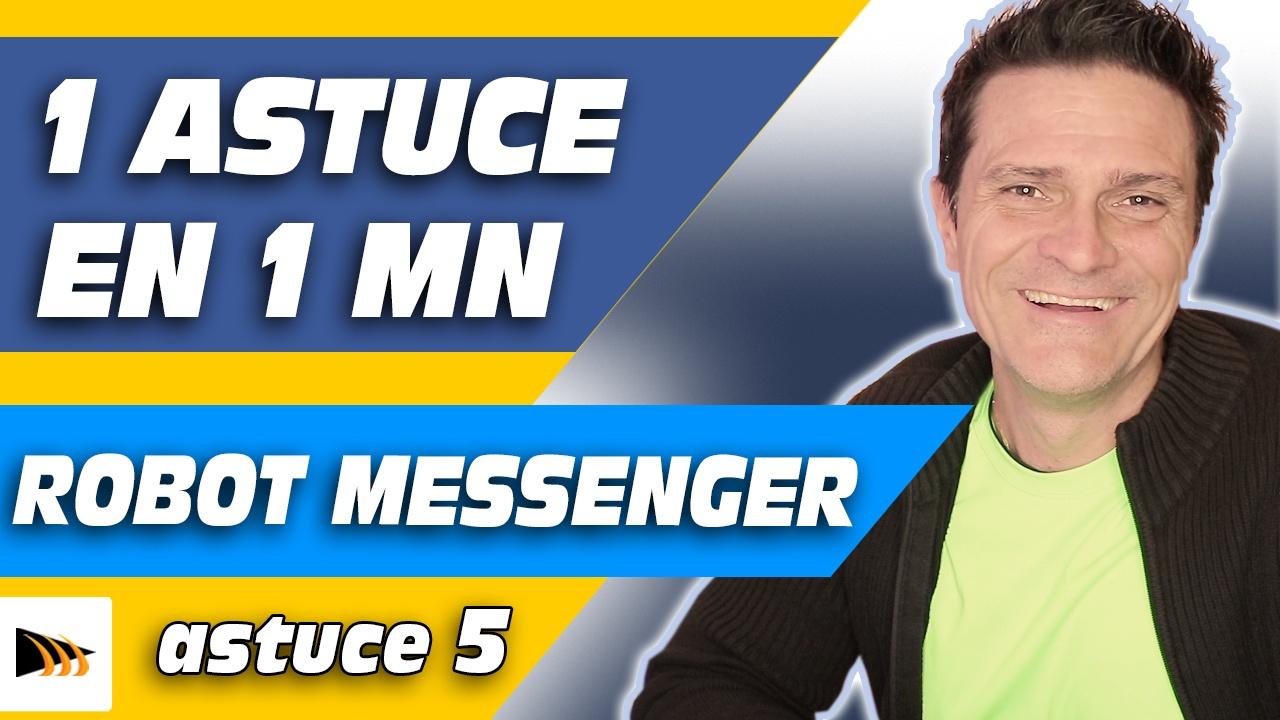 Messenger page Facebook : Marketing de contenu avec ManyChat. commetn envoyer son contenu en automatique.