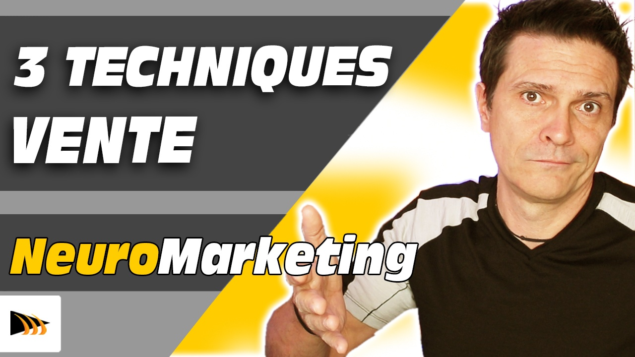 Comment utiliser le Neuromarketing. 3 techniques de vente faciles
