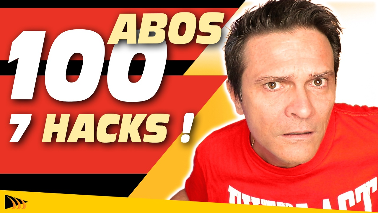 Comment avoir 100 abonnés sur sa chaine YouTube