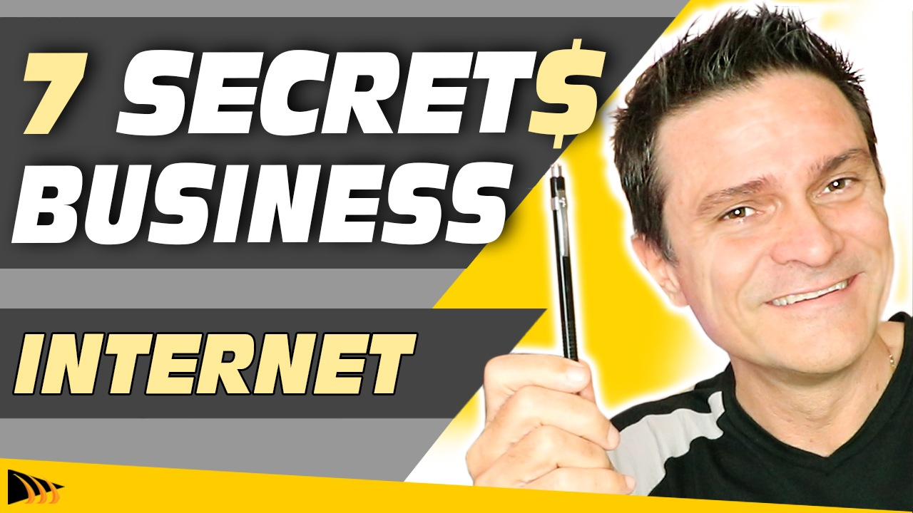 Comment créer un Business Rentable sur internet sans quitter son job - 7 secrets