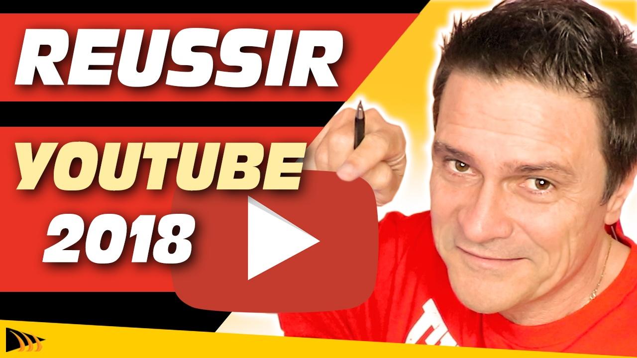 Comment réussir sur YouTube en 2018 - 7 Étapes à succès de 7 à 77 ans