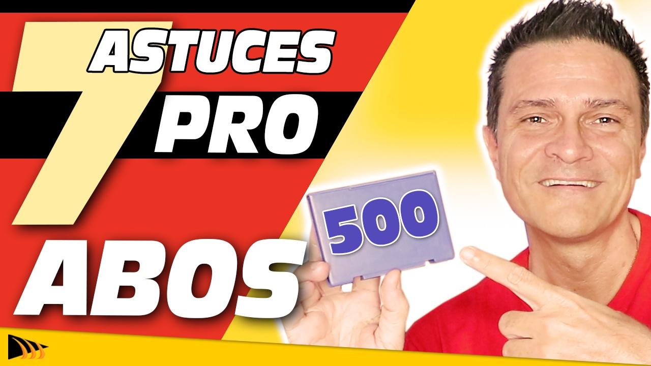 Comment avoir 500 abonnés YouTube : 7 Astuces Pro pour réussir sur YouTube