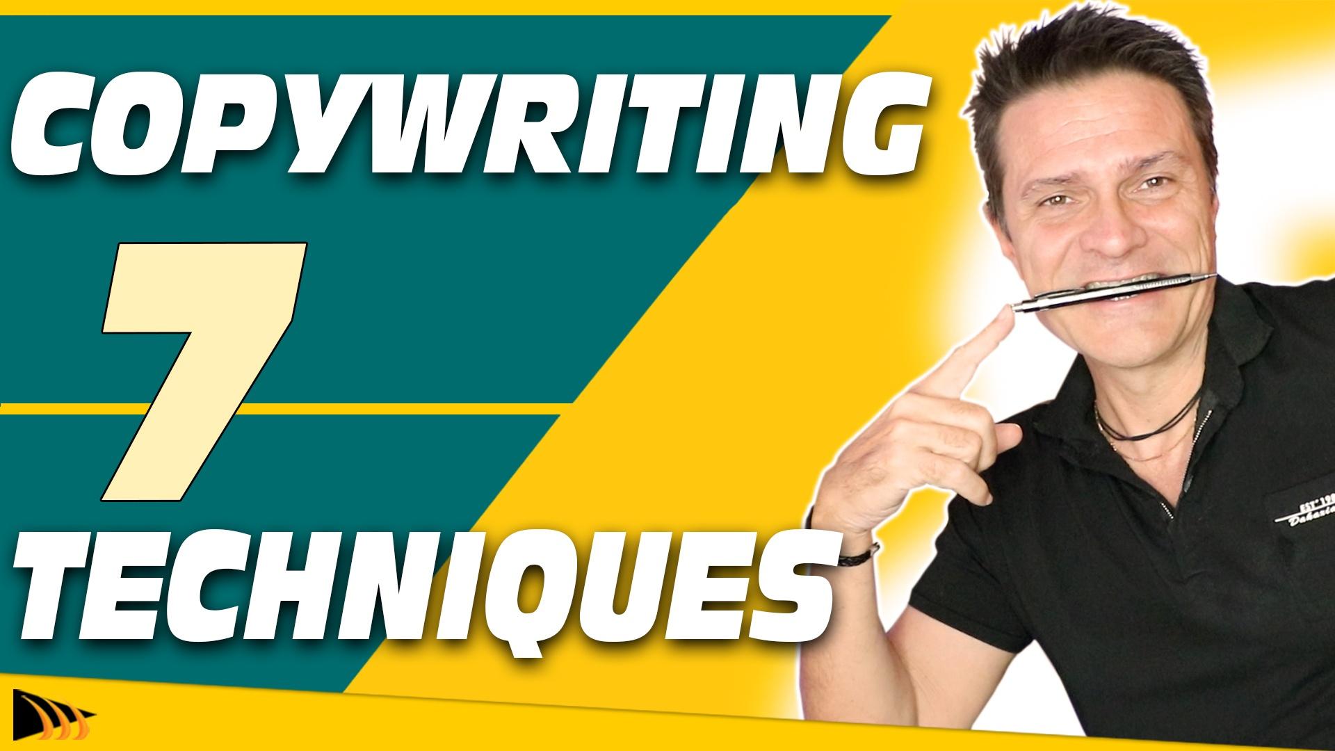 Comment vendre un produit en ligne : 7 techniques de copywriting