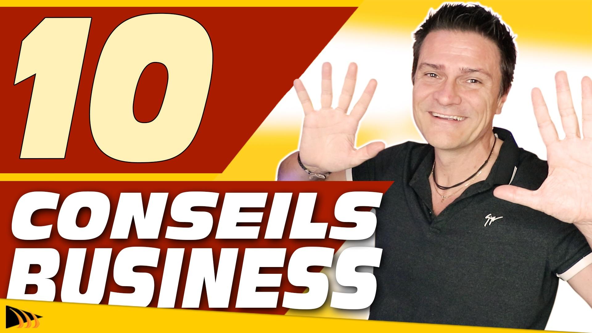10 Conseils business d'Elon Musk (l'entrepreneur à succès)