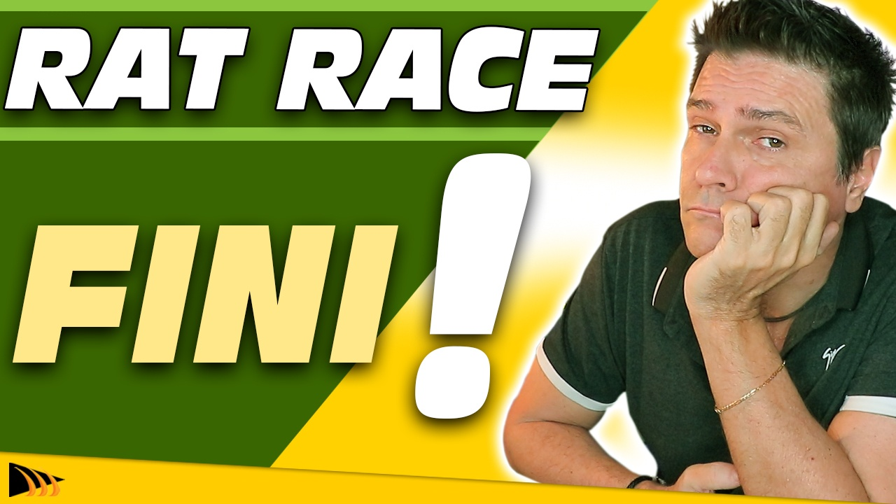 Comment quitter la Rat Race et créer son business en ligne rentable