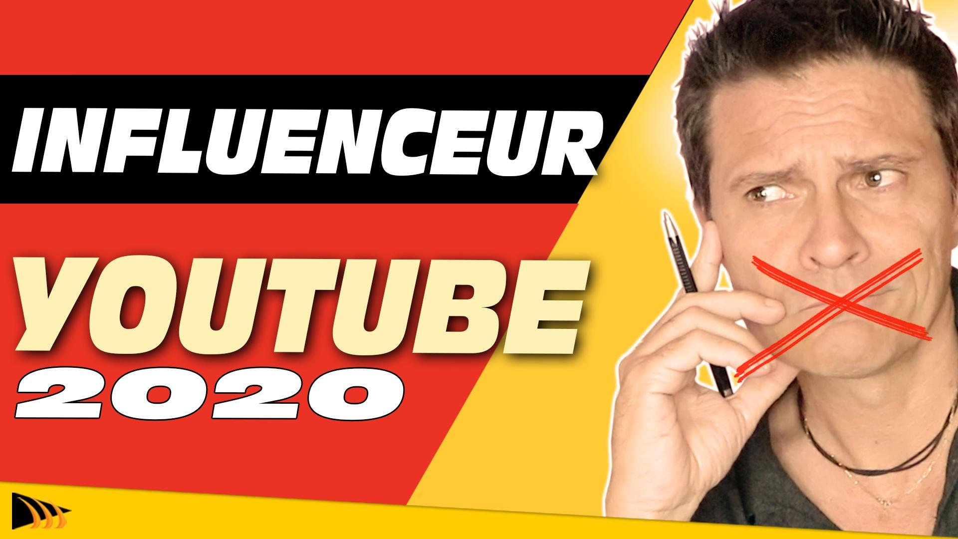Comment devenir influenceur sur YouTube et vivre de sa chaine YouTube