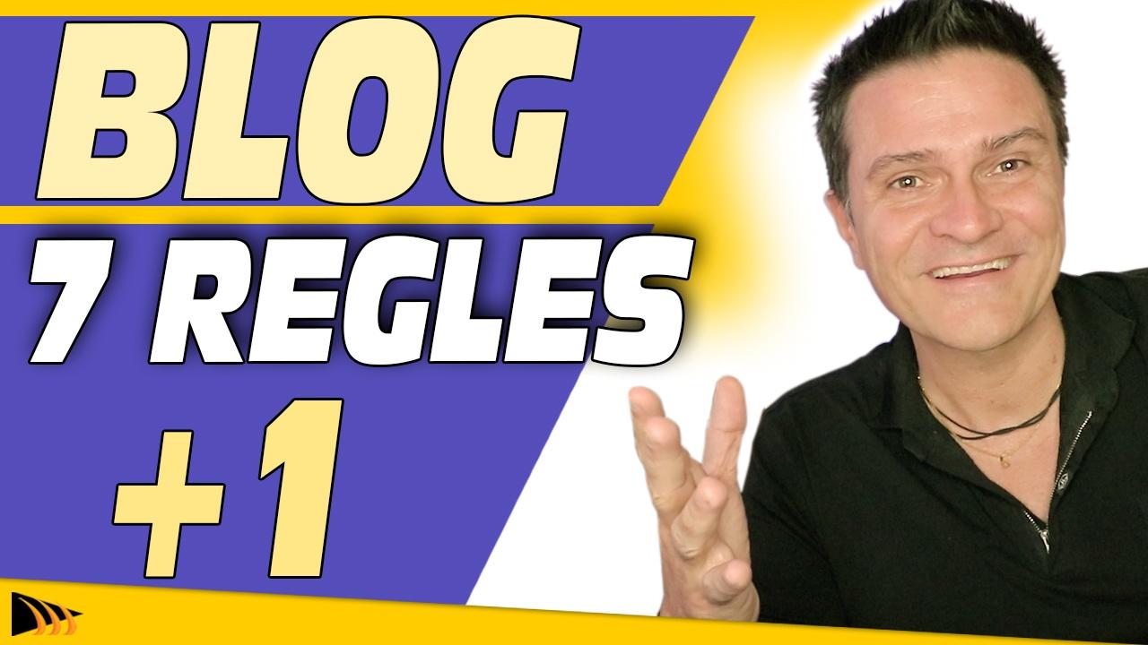 Comment réussir son blog et vivre de son site internet