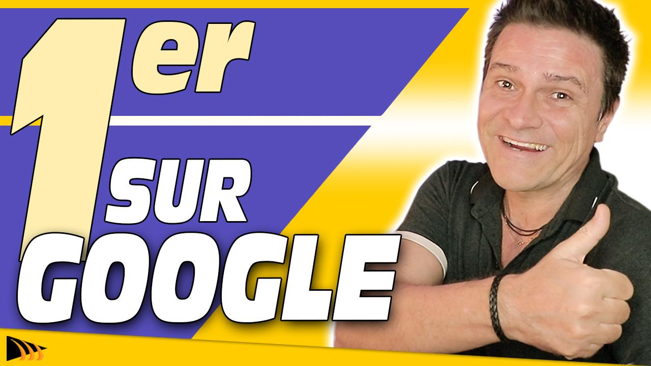 Comment bien Référencer son Site sur Google et travailler son SEO pour gagner de l'argent sur internet