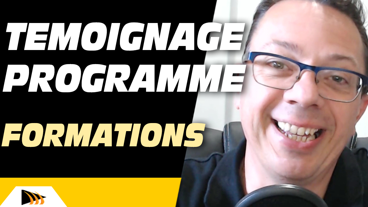 Témoignage programme Formations Turbo : Formations rentables