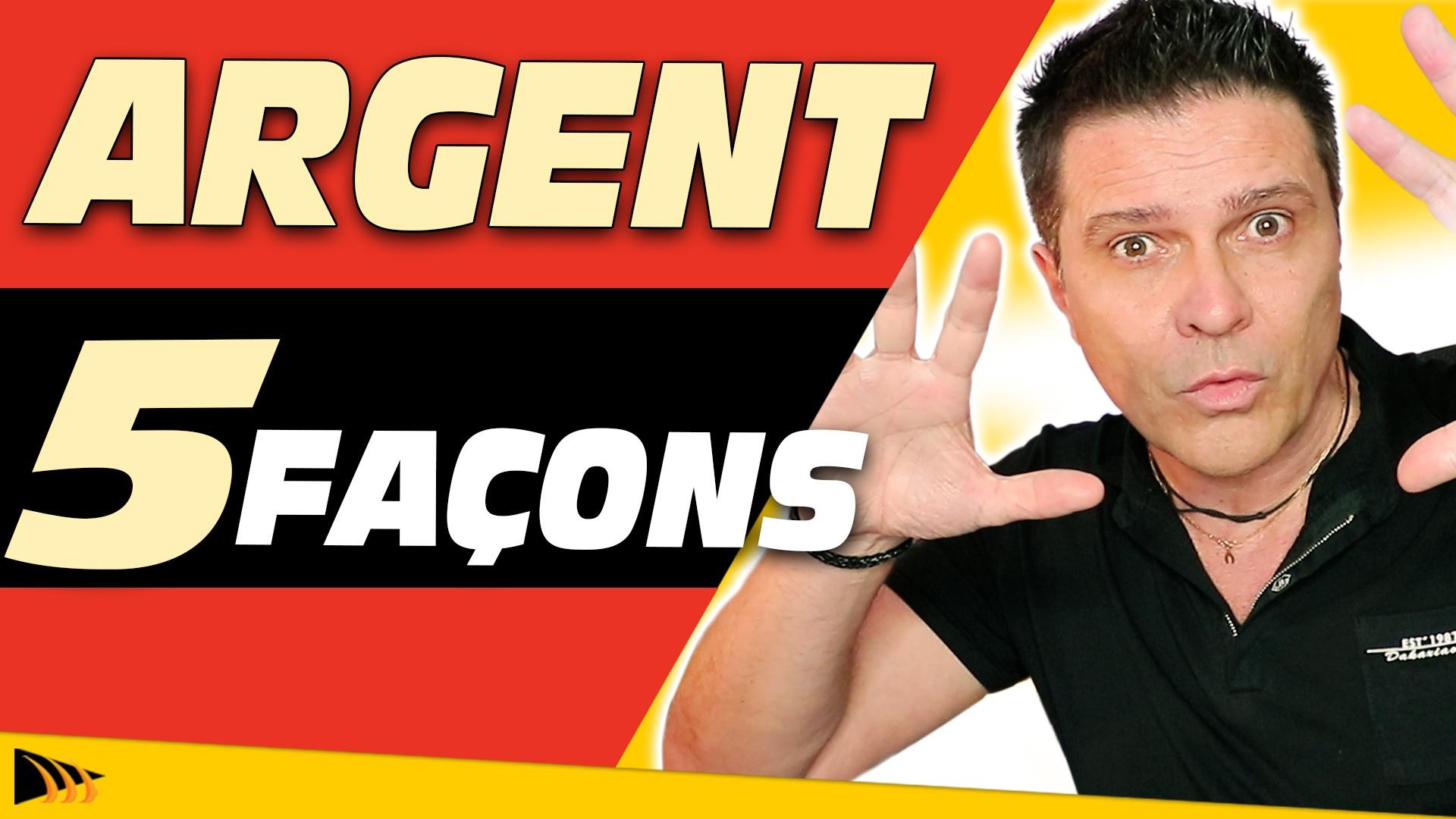 Comment GAGNER DE L'ARGENT avec sa chaine YouTube