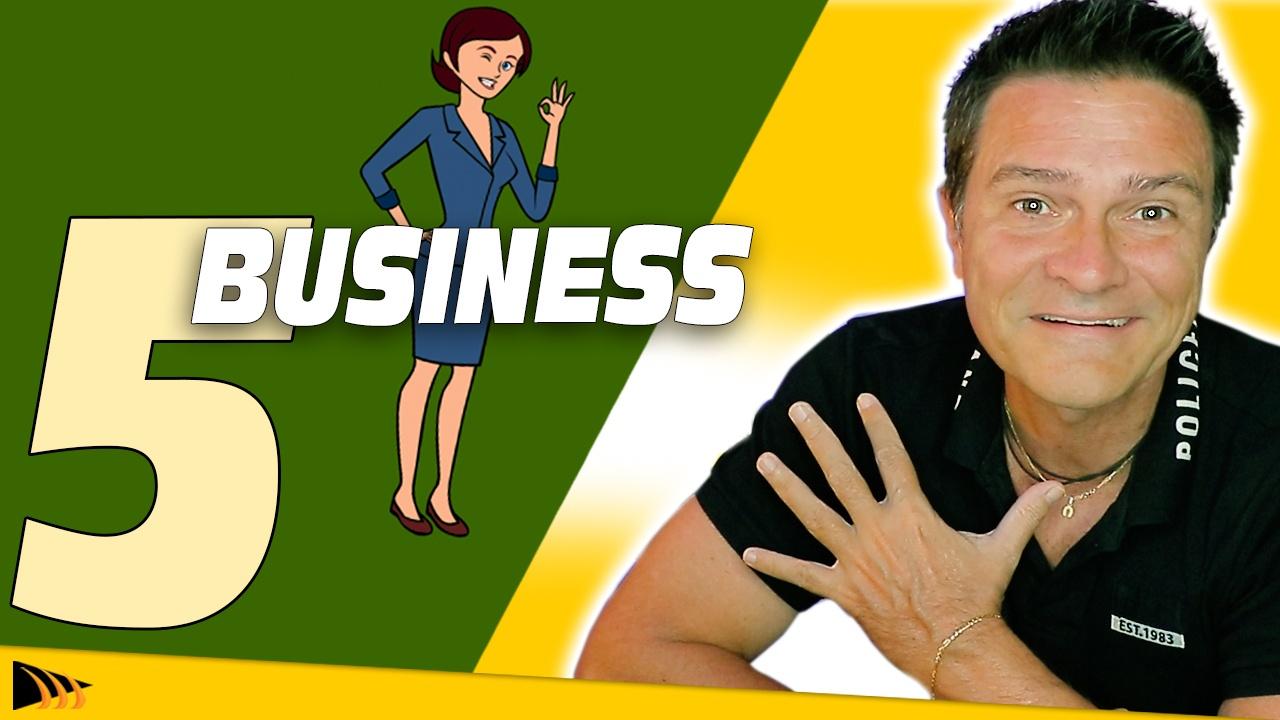 Business pour les Femmes - 5 Petits Projets pour Femmes (sans diplômes)